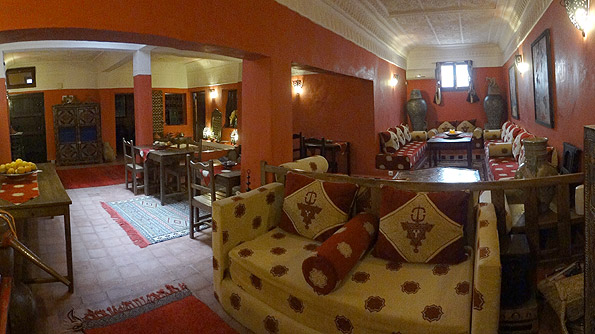 Riad in Ouarzazate