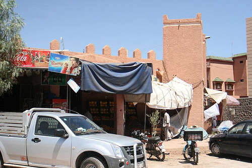 Covered Market of Ouarzazate