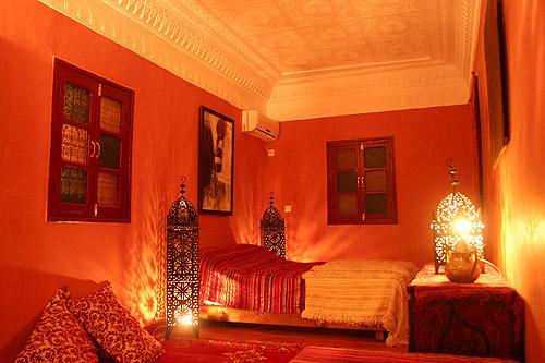 Riad Room Morocco