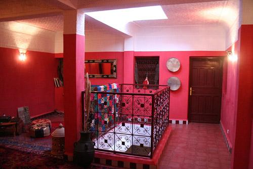 Riad Living Room Morocco