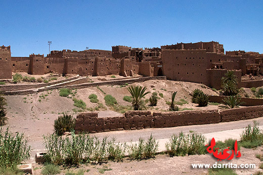 Taourirt Old District Medina Ouarzazate