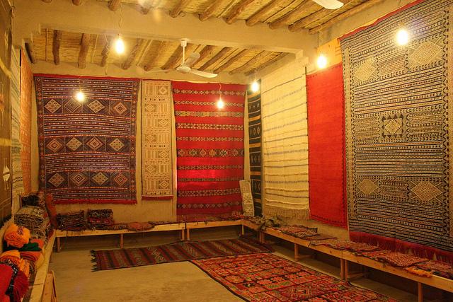Como Comprar um Tapete em Marrocos