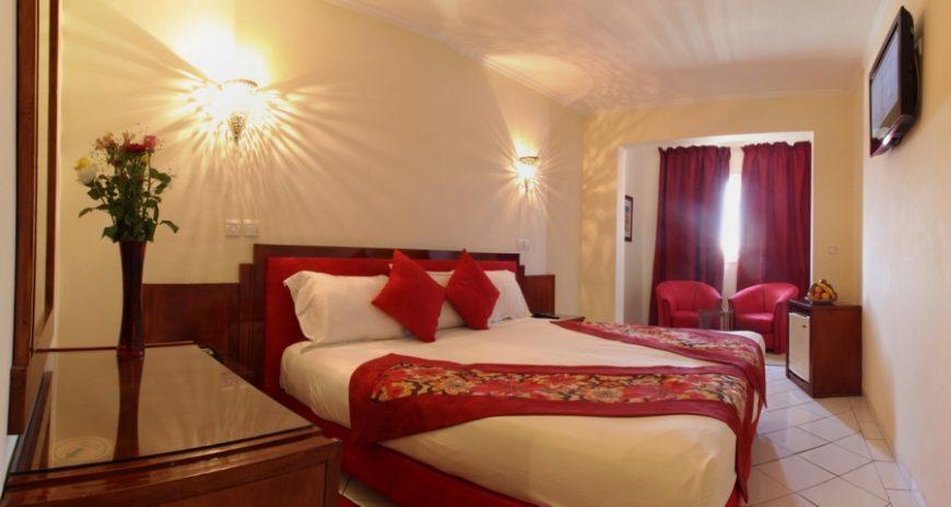 Hotel Ryad Mogador, Hotel em Marrakech Marrocos
