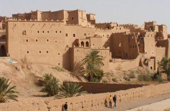 Kaskah Taourirt em Ouarzazate