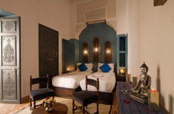 Riads em Marrocos, O que são as Riads e Casas de Charme - foto Riad Cinnamon