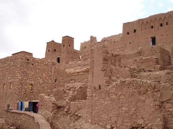 Ksar Ait ben Haddou Aldeia UNESCO Ouarzazate Marrocos
