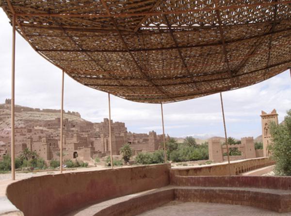 Estrada Montanha  Ouarzazate Marrakech - Ait Benhaddou 2
