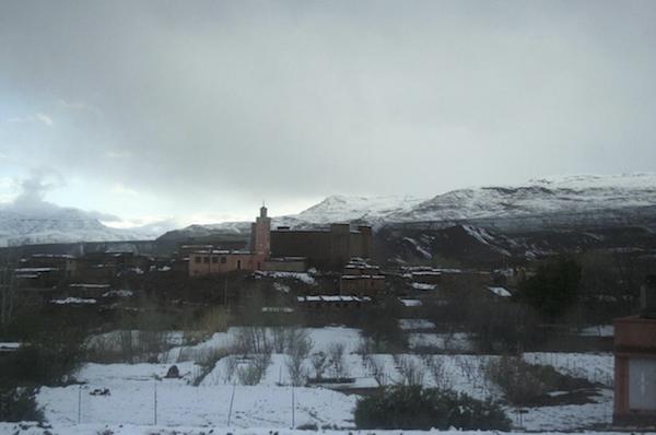 Conduzir Marrocos Estrada Montanha  Ouarzazate Marrakech