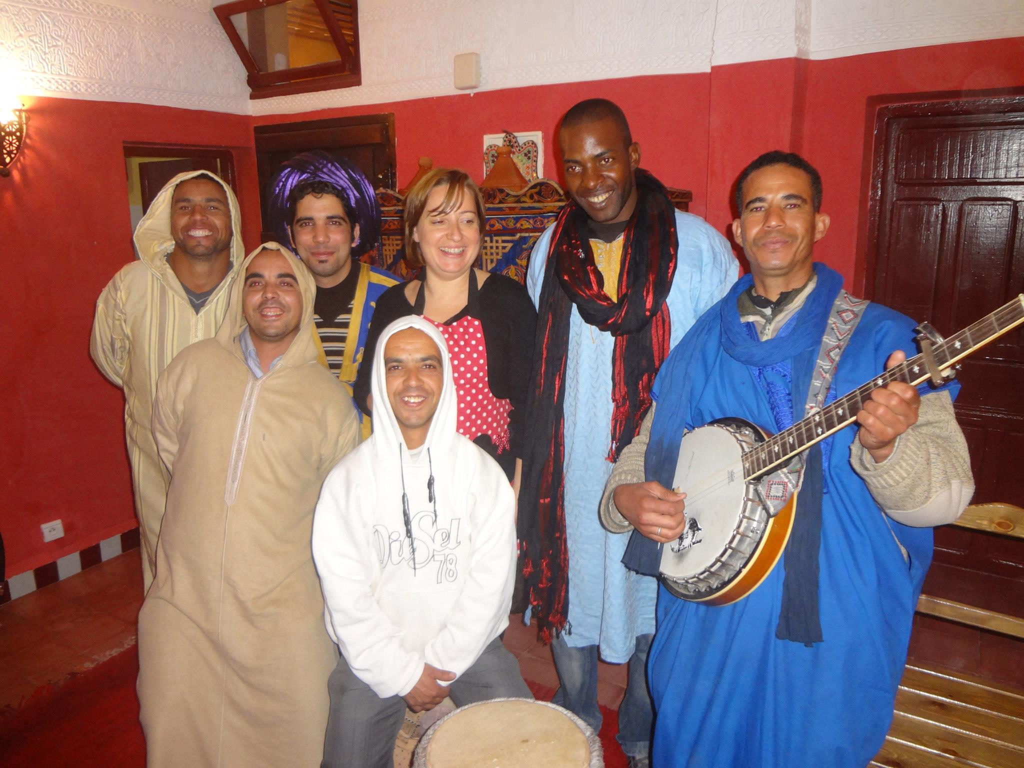 Falar Francês em Marrocos