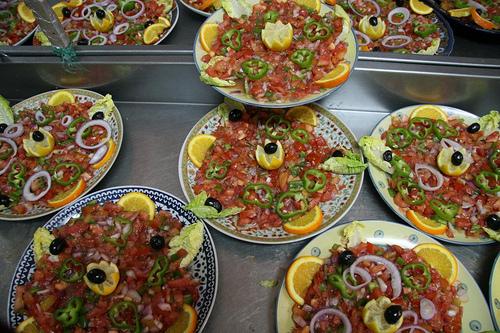 Restaurantes em Marrocos, Onde se come em Marrocos