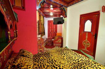 Hotel Madrid, Hotel em Chefchaouen em Marrocos