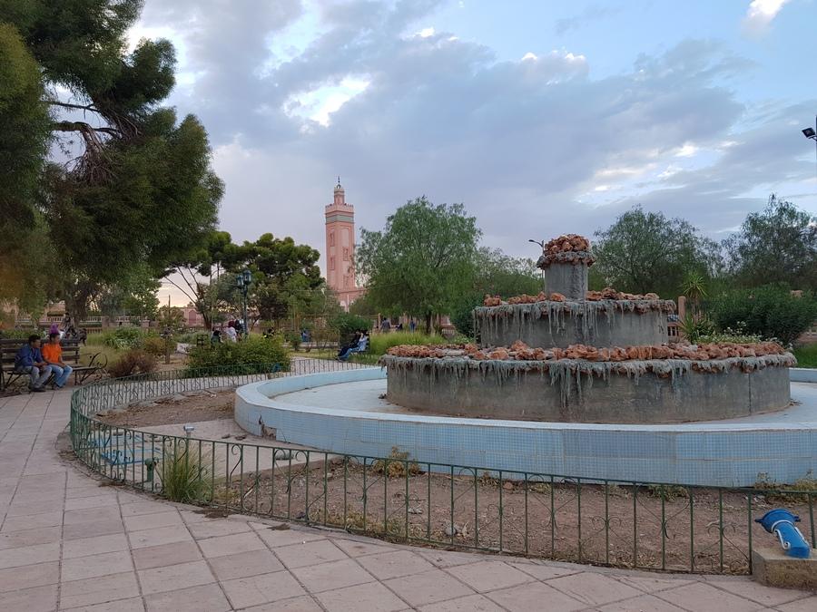 Ir ao Cabeleireiro e Arranjar o Cabelo em Marrocos
