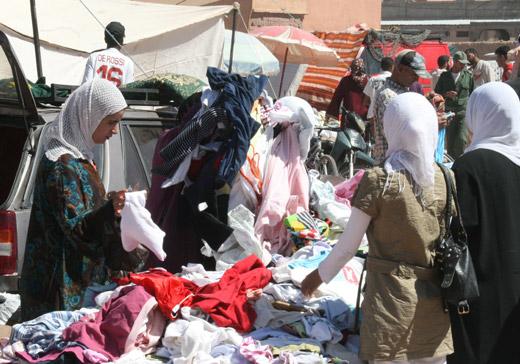 Comprar Roupa em Marrocos, Lojas de Roupa em Marrocos