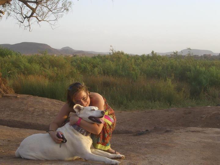 Rita Leitão em Marrocos