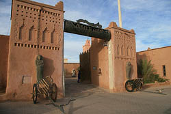 Museu do Cinema em Ouarzazate