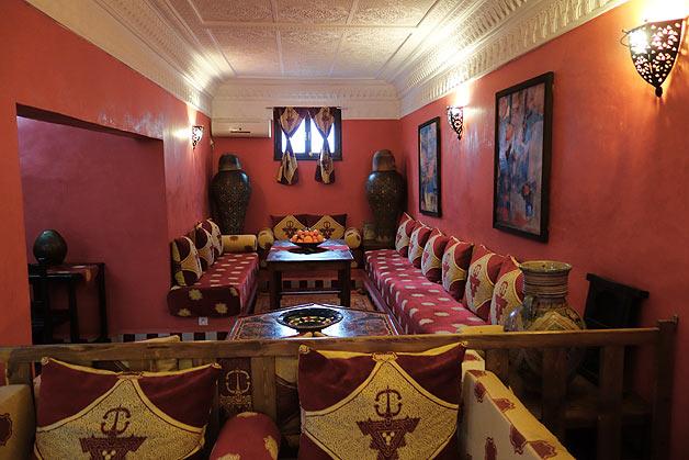 Hotel Ouarzazate Marrocos