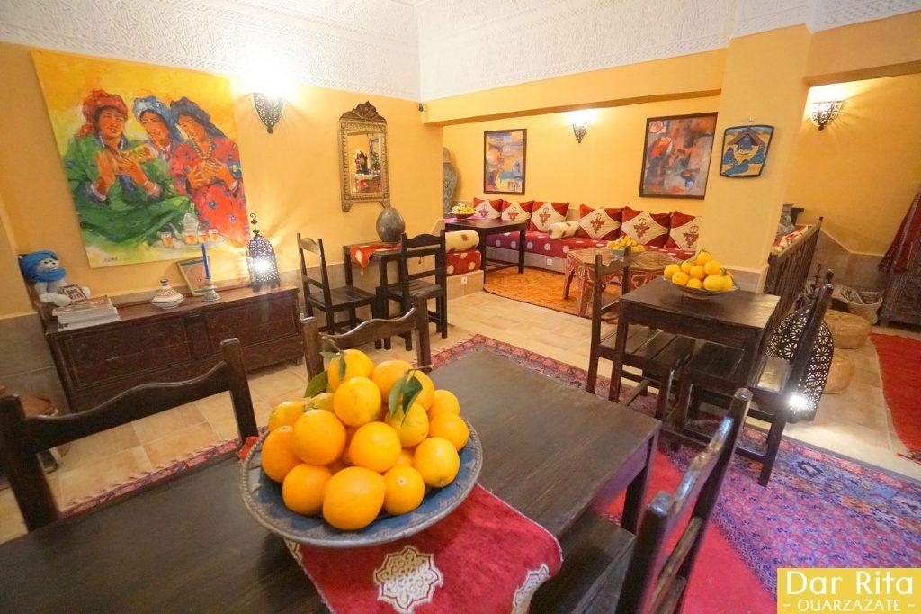 Dar Rita • Hotel Português em Marrocos