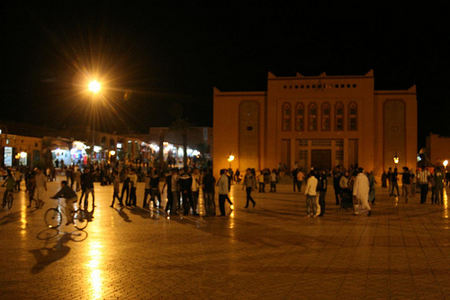 Photo of Place Al-Mouahidine Square