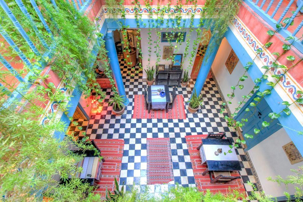Photo of Hotel les Matins Bleus Essaouira Morocco