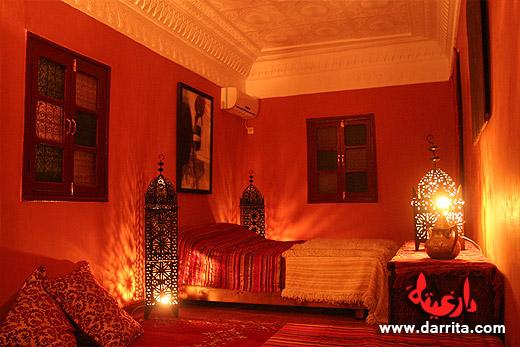 Hotel Ouarzazate, Dar Rita Maroc