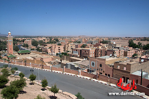 Photo of Ouarzazate city center