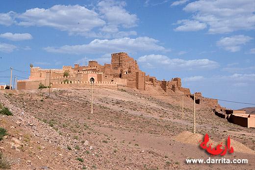 Kasbah de Tifoultoute Ouarzazate