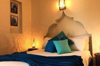 Riad 107, Riad de charme em Marraquexe - Marrocos