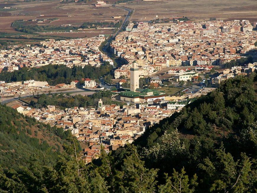 Hotel Al Fath, Hotel em Azrou em Marrocos