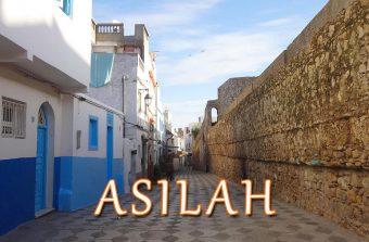 ASILAH ARZILA MARROCOS