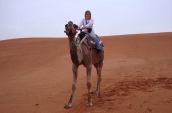 Mulheres a Viajar Sozinhas em Marrocos