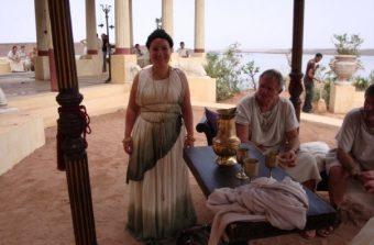 Figuração de Cinema em Ouarzazate, Minissérie Ben Hur em Marrocos