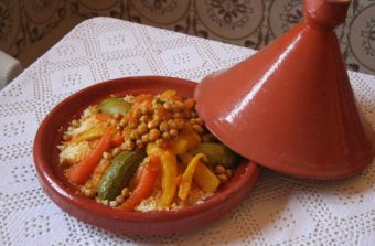 Receitas Marroquinas - Couscous