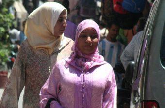 As Mulheres Marroquinas - pequeno pensamento